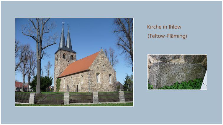 Kirche in Ihlow (TF)